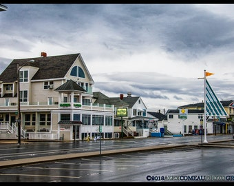Aftermath - City, Ocean, Sea, Beach, Shore, Coast, Art, New Hampshire, Photography, Photograph, Photo, Canvas, Frame, Picture, New England