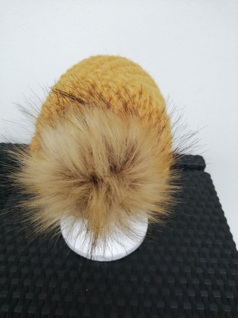 Hat crochet hat
