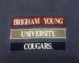 Vintage Brigham Young University Cougars Jansport 50/50 Cotton Polyester Sweatshirt