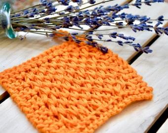Tampon démaquillant MINIDISIA - Patron tricot français