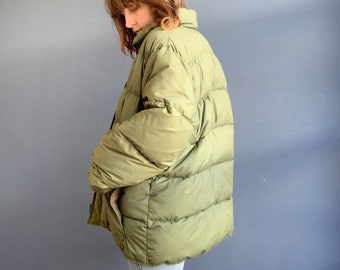 Browning Insulated Green Puffer Coat size XL