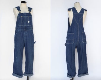 1960's DuckHead Denim Overalls