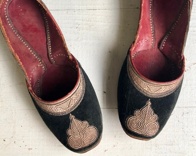 Featured listing image: Vintage Ethnic Loafers