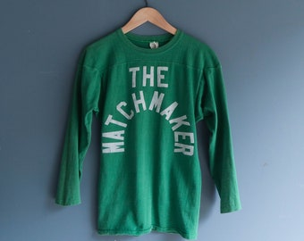 """1960's All Cotton """"The Matchmaker"""" T Shirt"""
