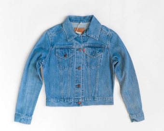 1970's Levi's Trucker Jacket Women's XS