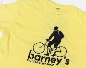 Barney's Bicycle & Ski Shop T Shirt