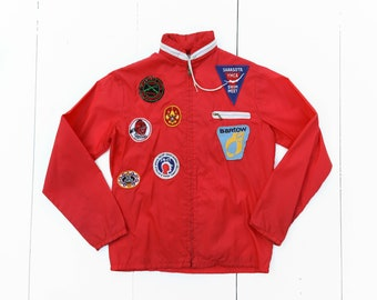 Vintage Boy Scout Jacket with Patches
