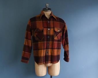 Autumnal Color CPO Flannel