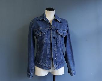 Levi's Medium Wash 4 Pocket Denim Jacket