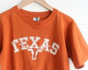 Vintage Texas Longhorns T-Shirt