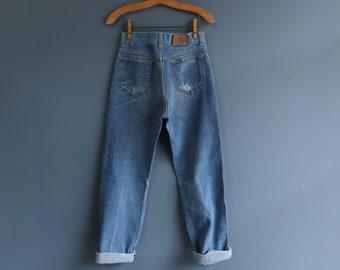 LEE Rider All Cotton High Waist Jeans