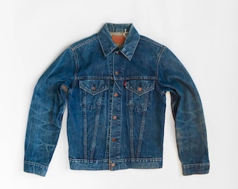 1970's Levis Denim Trucker Jacket