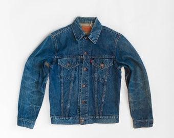 1970's Levis Denim Trucker Jacket