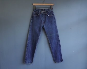 Vintage Levis 505 Straights Orange Tab Denim Jeans