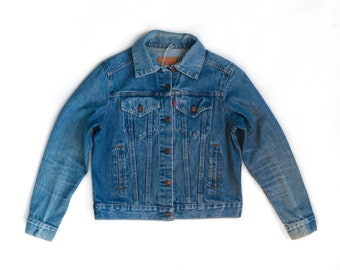 Levi's 1980's Denim Trucker Jackt
