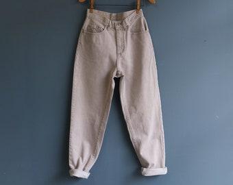 LEE Rider High Waist Gray Denim Jeans