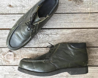 """Men's Browning """"The Sportsman Boot"""" Hunting Moc Toe Ankle Boot"""