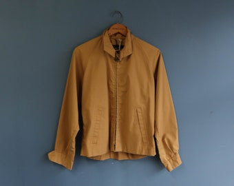 English Squire Mustard Color Lightweight Jacket