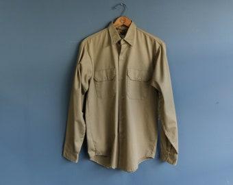 Washington Dee Cee Khaki Work Shirt