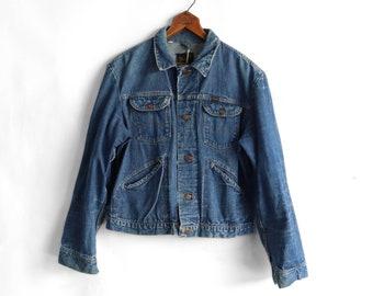 1970's Wrangler Selvedge Denim Jacket