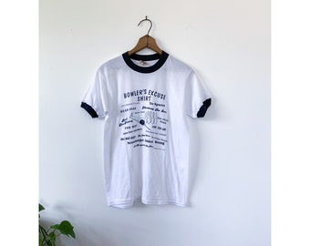 Vintage Bowler's Excuse T-Shirt Early 80's Screen Stars Tag