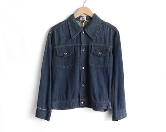 Super Thin Lightweight Denim Jacket