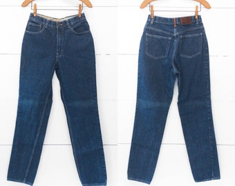 80's Tapered High Waist Jeans Coca-Cola Promo