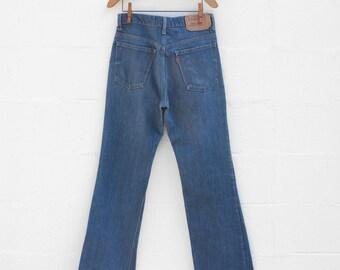 32 waist | Vintage Levis 517 Bootcut Jeans