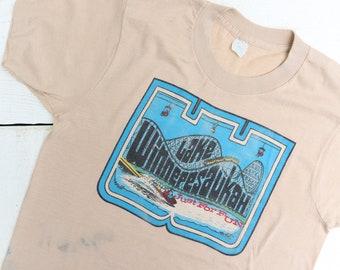 Lake Winnepesaukah Souvenir T Shirt