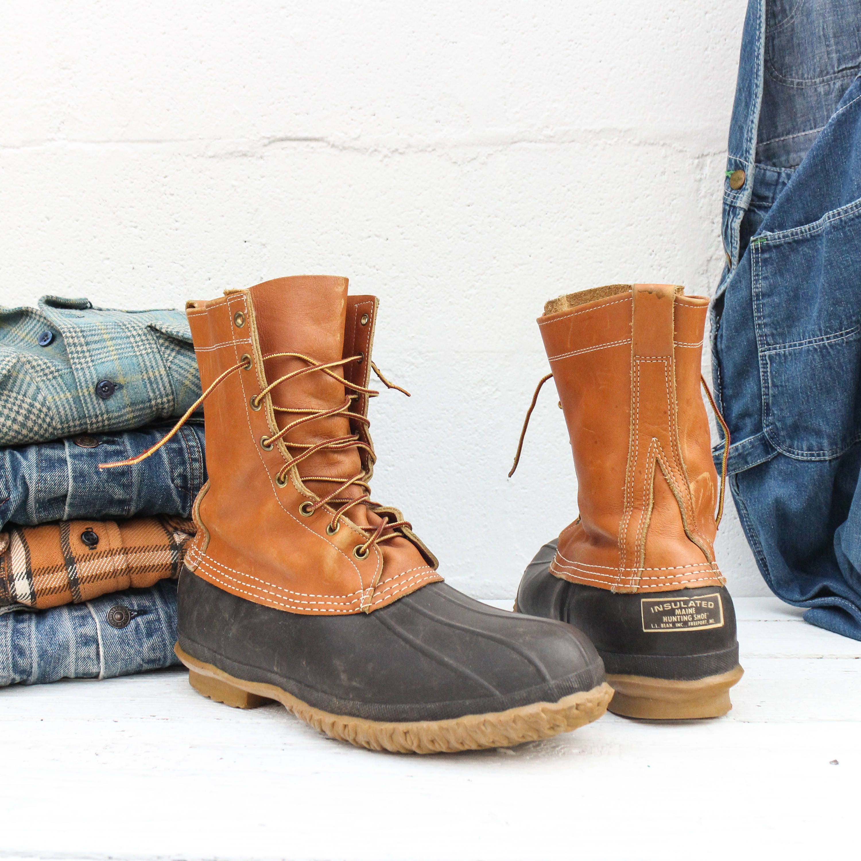 Fashion style How to maine wear hunting boots for lady