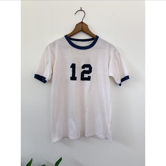 1960's Worn In T Shirt