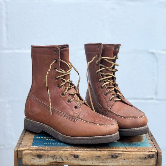 50's GH Bass Field Trial Boots Style 2653