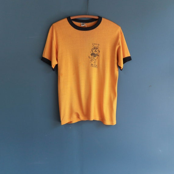 Yellow Ringer T by Russell Southern Company Falls