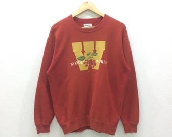 ffbab926e197e3 Rare Wonderful World Kaneko Isao Japanese Fashion Designer Sweatshhirts  Nice Design