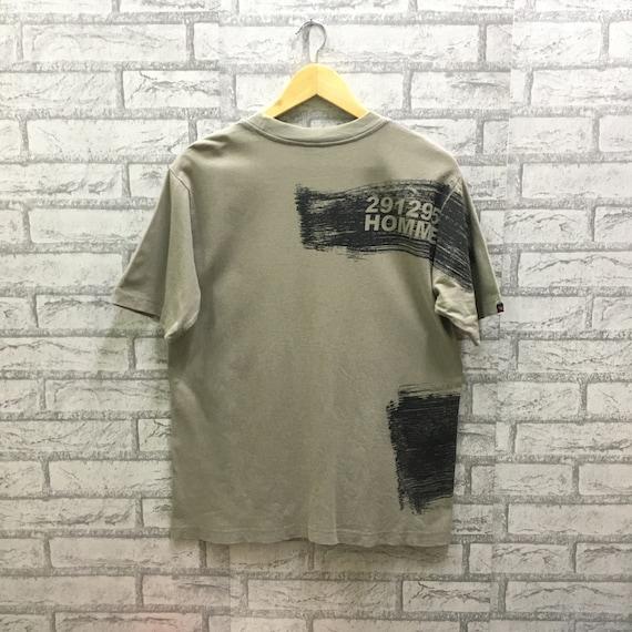 RARE!! Vintage 90s 291295=Homme T-shirts
