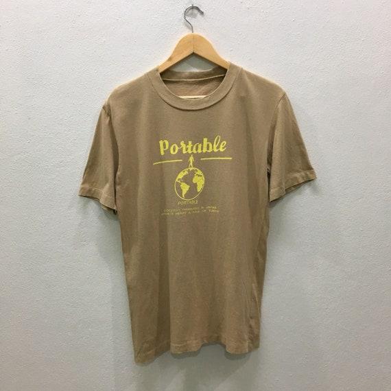 Vintage Yuji Yamada Design Art T-shirts