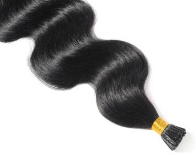 Lexi Locks 22 Inch Link Locks Hair Extensions 100% Human Remy Hair