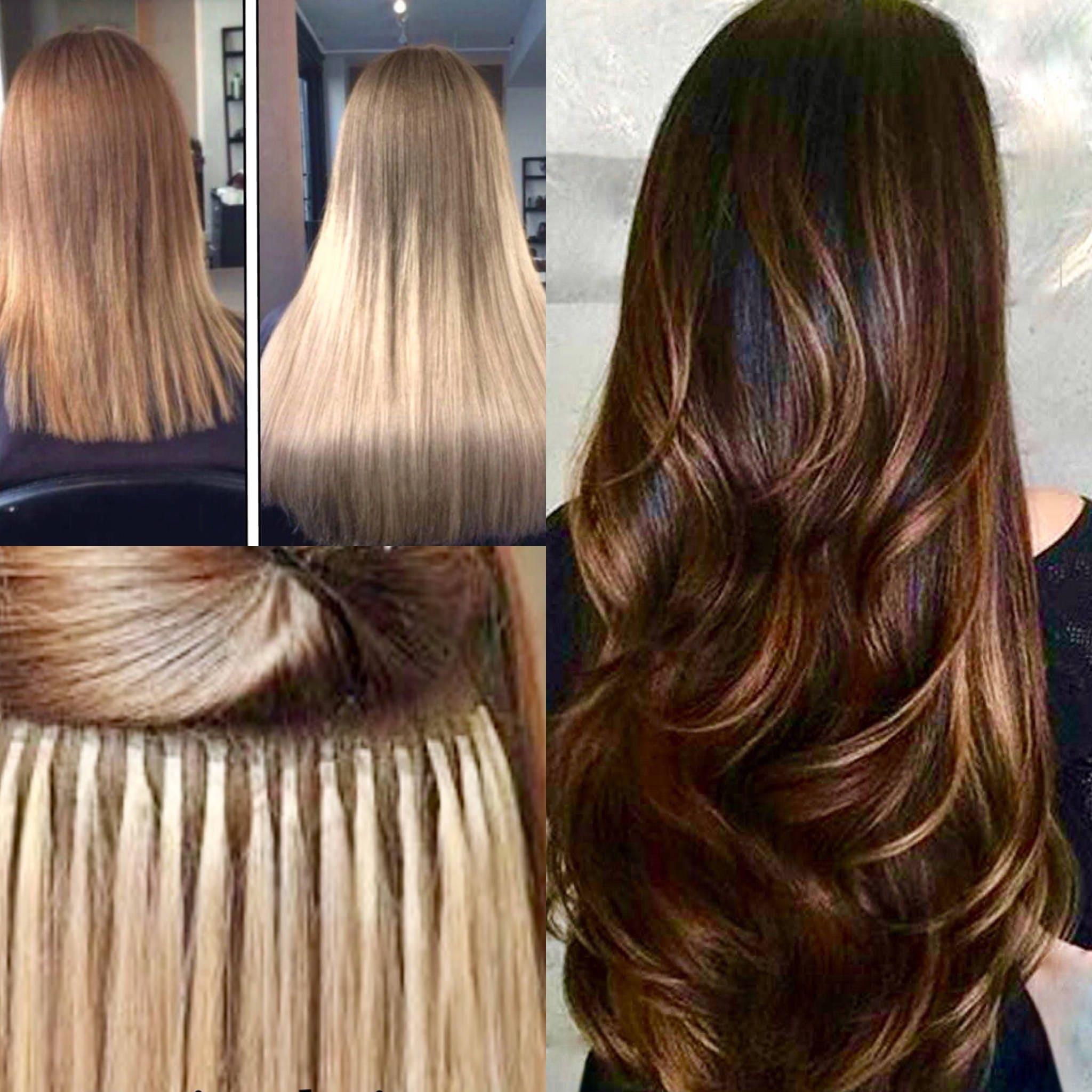 22 Fusion Locks Hair Extensions 100 Human Remy Hair