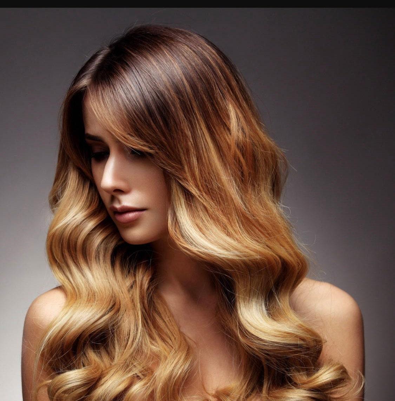 Lexi Locks Ombre 18 Inch Fusion Locks Hair Extensions 100 Human