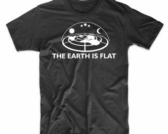 3b140532 The Earth Is Flat Funny Flat Earth Society