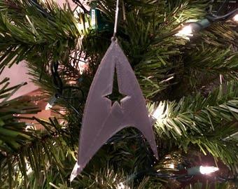 Star trek ornament | Etsy