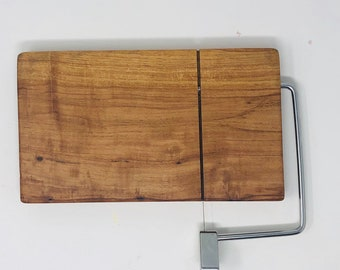 One Of A Kind Handcrafted Face-Grain Texas Pecan Cheeseboard 1906241