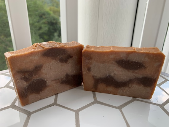 Caramel Pumpkin Soap 4 oz