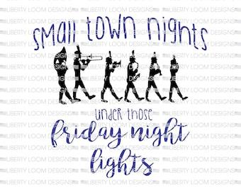 Small Town Nights band