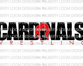 Cardinals Wrestling Knockout