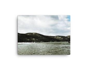 Pootatuck Canvas // Lake // Landscape // Print