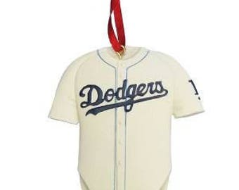 fd35b52ca78 ... where to buy los angeles dodgers jersey ornament la dodgers ornament  mlb ornament personalized christmas ornament