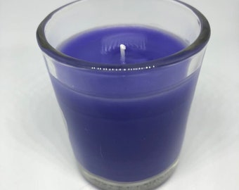 Scented candles, 2 oz