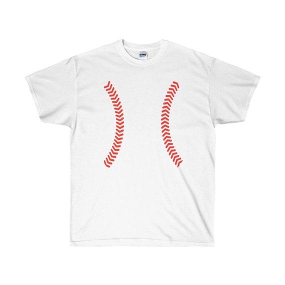 Baseball Halloween Costume For