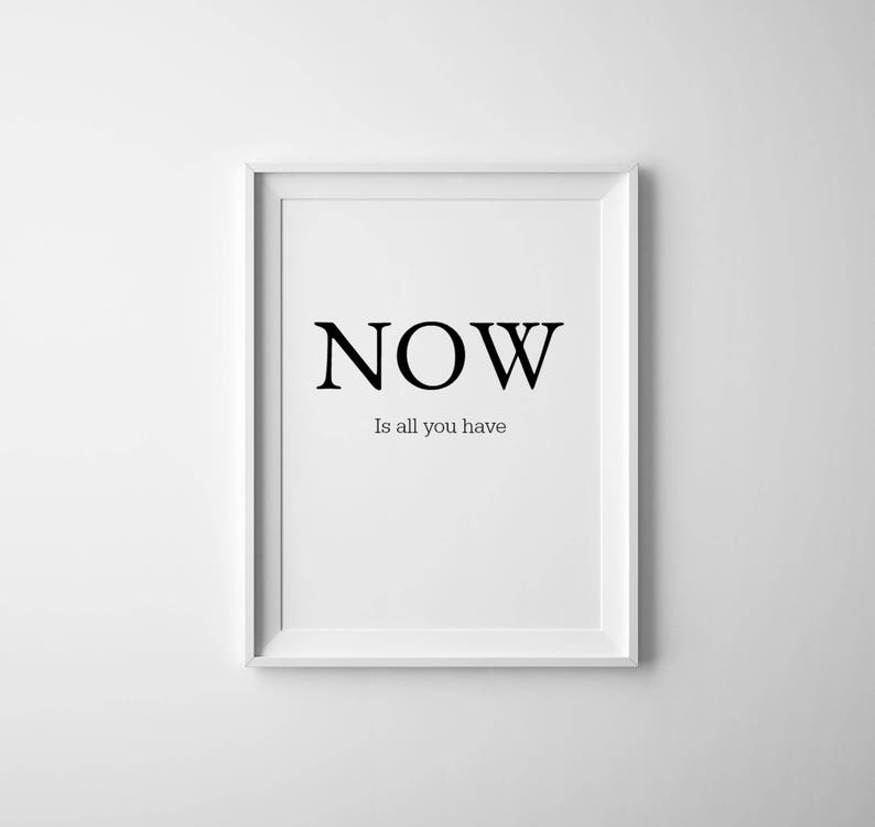 169d23fff7 Mindfulness print scandinavian prints printable art | Etsy